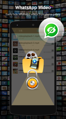 Show-Hide WhatsApp Images screenshot 2