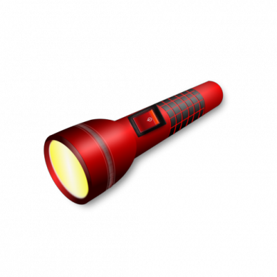 Image of High Flashlight Torch