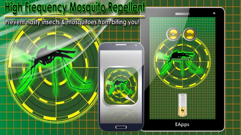 High Freq Mosquito Repellent screenshot 2