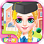 High School Girl Makeover Salon Game