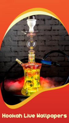 Hookah Live Wallpapers screenshot 1