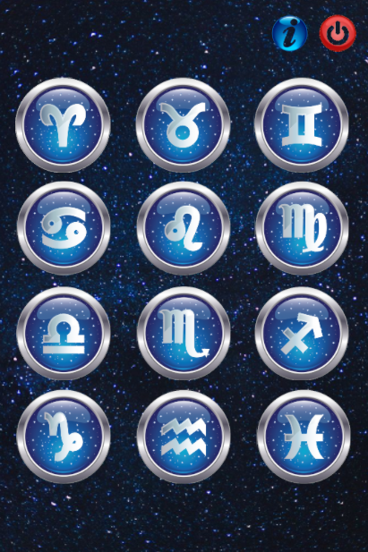 horoscope - zodiac screenshot 1