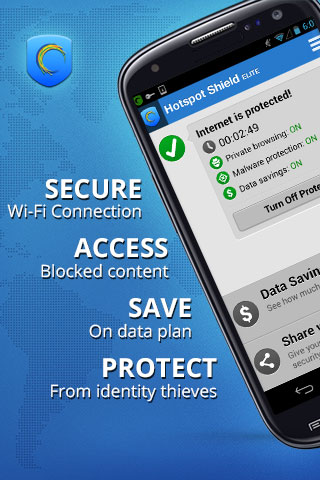 Hotspot Shield VPN free download for Android