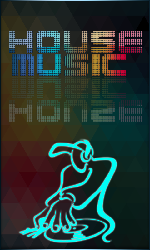 House music radio app free android app android freeware for House music images