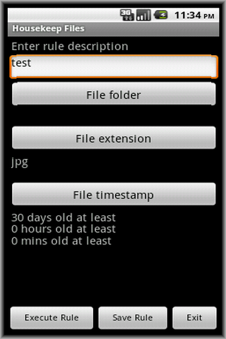 how to delete apk files from android phone