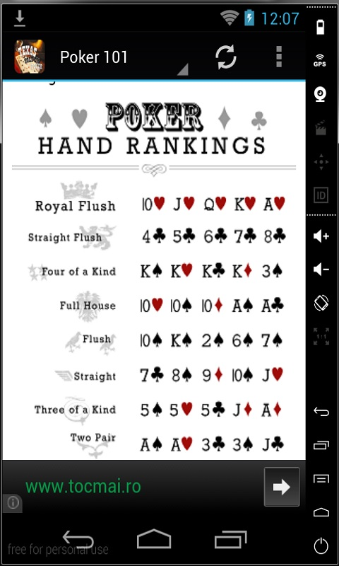 Image Result For Poker Android Online
