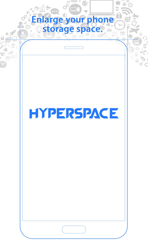 Hyperspace Cloud Android Emulator screenshot 1
