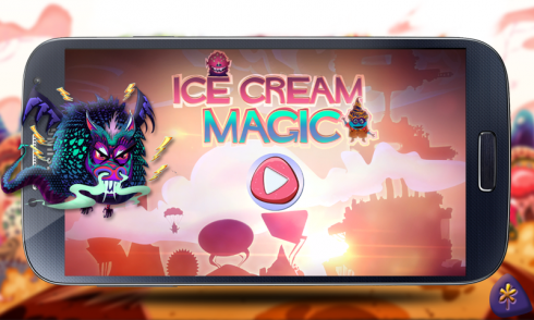 Ice Cream Magic - Cooking Games screenshot 1