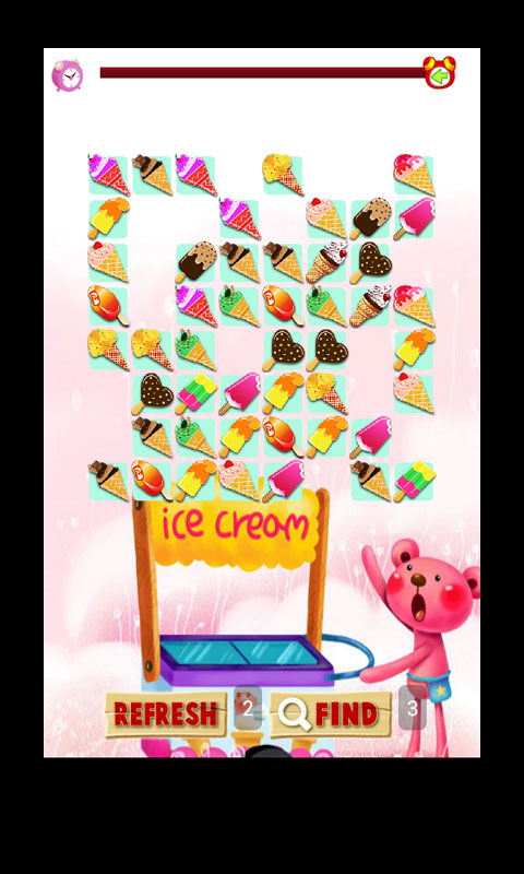 Ice cream sandwich game free android app android freeware for Conception cuisine android