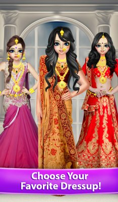 Indian Bride Fashion Doll screenshot 2