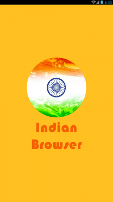 Indian Browser App capture d ecran 1