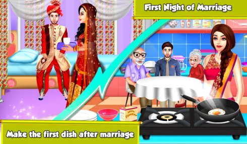 Indian Wedding Honeymoon Part3 screenshot 1