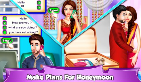 Indian Wedding Honeymoon Part3 screenshot 2