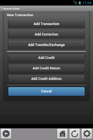 InEx Finance screenshot 2
