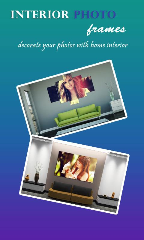 Interior Photo Frame free APK android app - Android Freeware