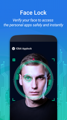 IObit Applock2.4.2 - Face Lock screenshot 1