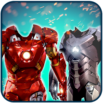Iron Robot Suit Editor - Super Hero Suit Changer for Android - Download
