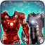 Image of Iron Robot Suit Editor - Super Hero Suit Changer