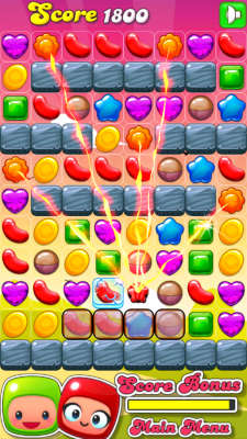 Jelly Party screenshot 1