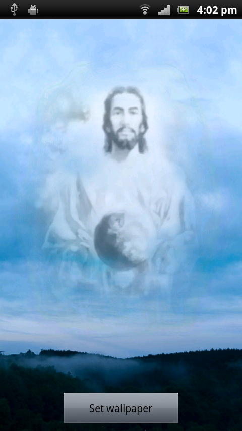 Download Jesus Live Wallpaper