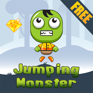 Image of Jumping Monster
