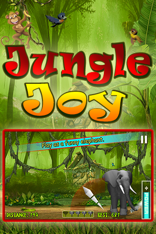 Jungle Joy screenshot 2