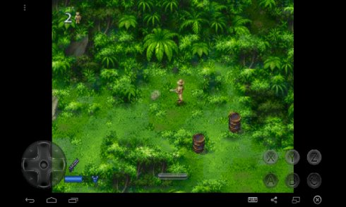 Jurassic Park Dawn of the Dinosaurs screenshot 2