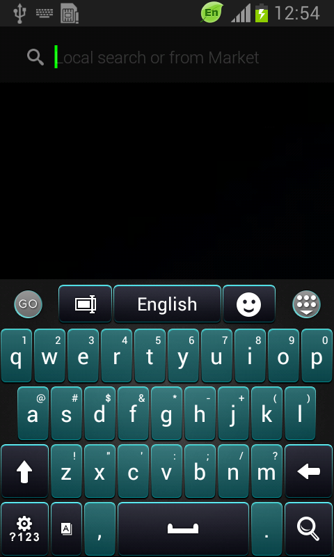 Keyboard for ZTE free android app - Android Freeware
