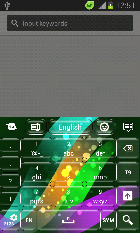 Download Apps Keypad