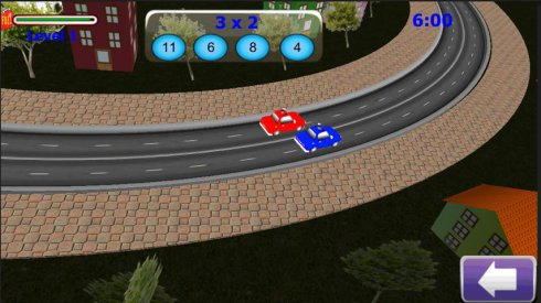 Downloadable racing games for mobile.