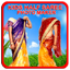 Image of Kids Half Saree Photo Maker