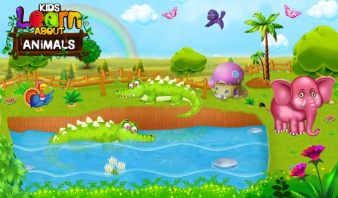 download kids learn about animals free
