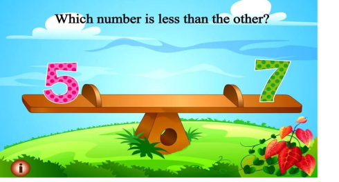 Kids Math Count Numbers Game Free APK Android App