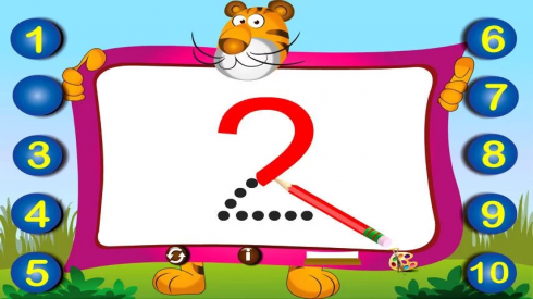 Kids Math Count Numbers Game screenshot 2