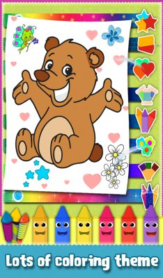 Download Kids Sparkles Coloring Book APK