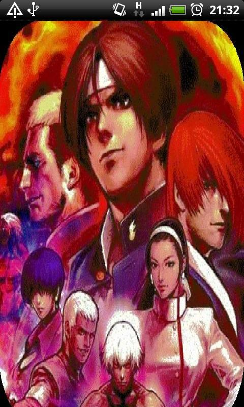 King Of Fighters Live Wallpaper Android Download
