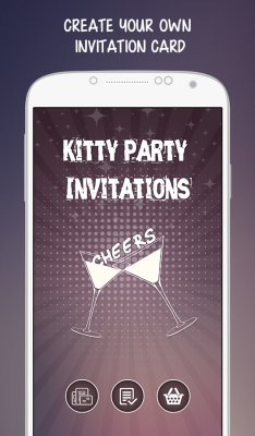 Kitty party invitations free apk android app android freeware download kitty party invitations stopboris Images