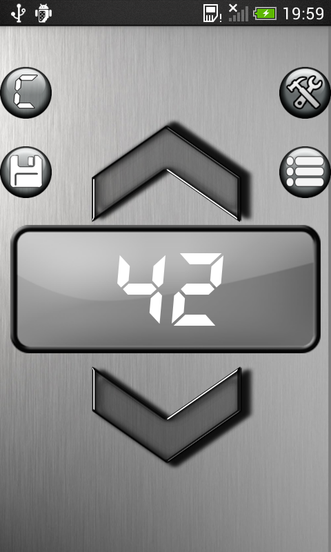 Simple Tally Counter screenshot 1