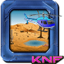 Download Knf Escape From desert using helicopter for Android phone