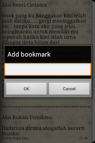 Download Kumpulan Puisi free for your Android phone