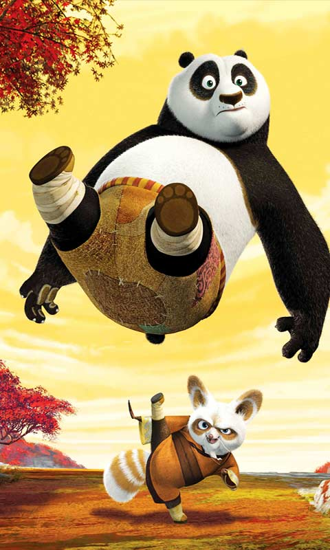 Kung fu panda backgrounds free android app android freeware download kung fu panda backgrounds free for your android phone voltagebd Gallery