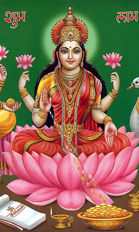 Download Lakshmi Wallpapers free for your Android phone