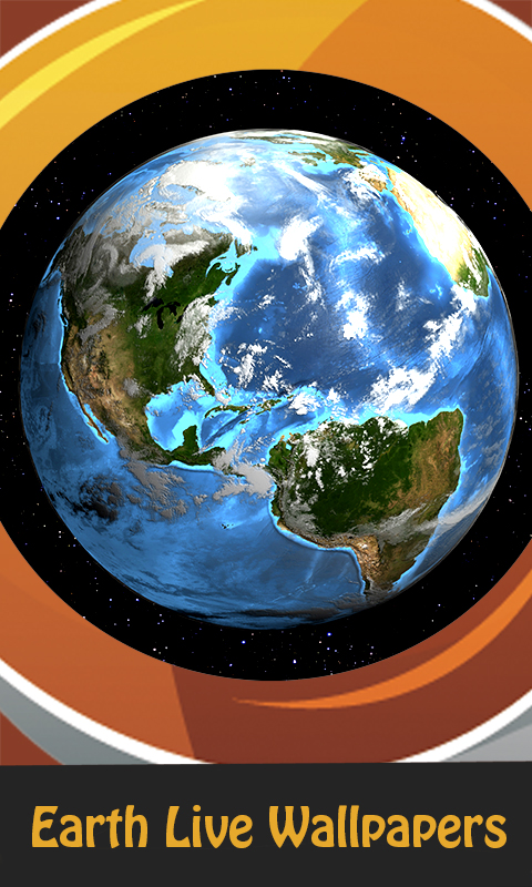 Latest Earth Live Wallpapers APK download for Android