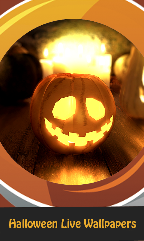 latest halloween live wallpapers free app download