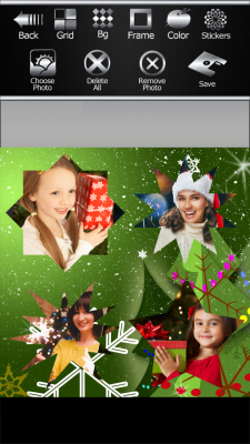Latest New Year Photo Collage screenshot 2