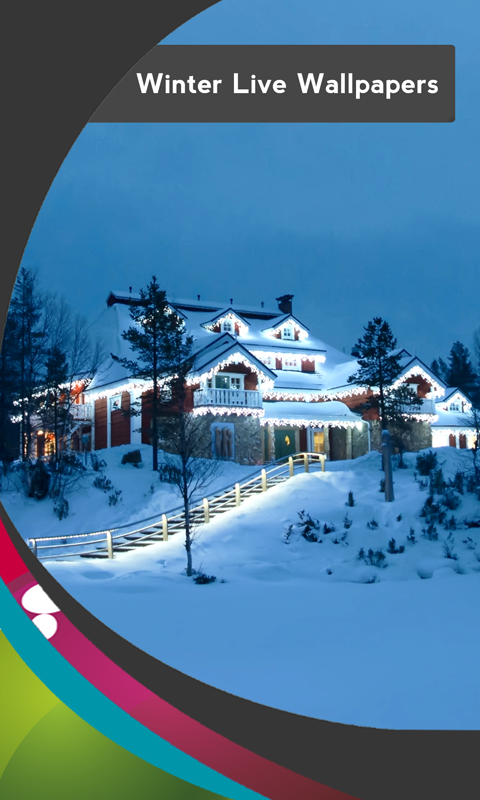 latest winter live wallpapers free app download android