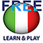 Image of Learn and play. Italian free