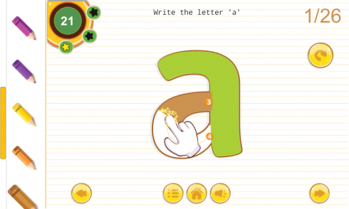 Learning ABC screenshot 2