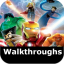 Image of Lego Marvel Super Heroes Walkthroughs