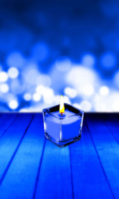 Download Light Of Candles Live Wallpaper